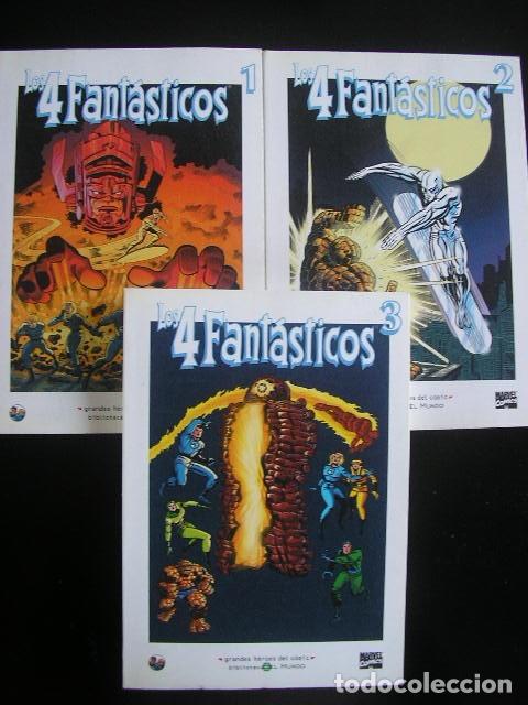Cómics: COLECCION COMPLETA - 46 TOMOS- GRANDES HEROES DEL COMIC - Foto 6 - 38909837
