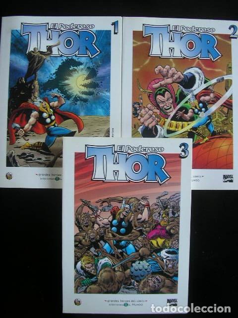 Cómics: COLECCION COMPLETA - 46 TOMOS- GRANDES HEROES DEL COMIC - Foto 8 - 38909837