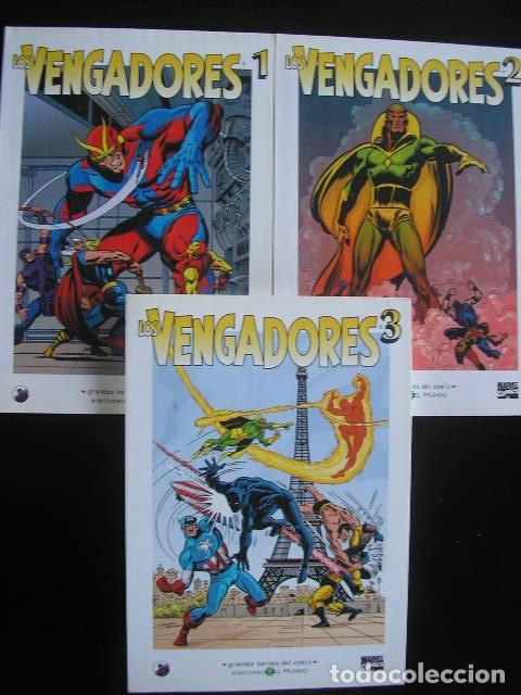 Cómics: COLECCION COMPLETA - 46 TOMOS- GRANDES HEROES DEL COMIC - Foto 11 - 38909837