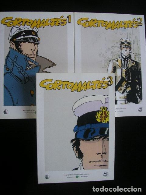 Cómics: COLECCION COMPLETA - 46 TOMOS- GRANDES HEROES DEL COMIC - Foto 13 - 38909837