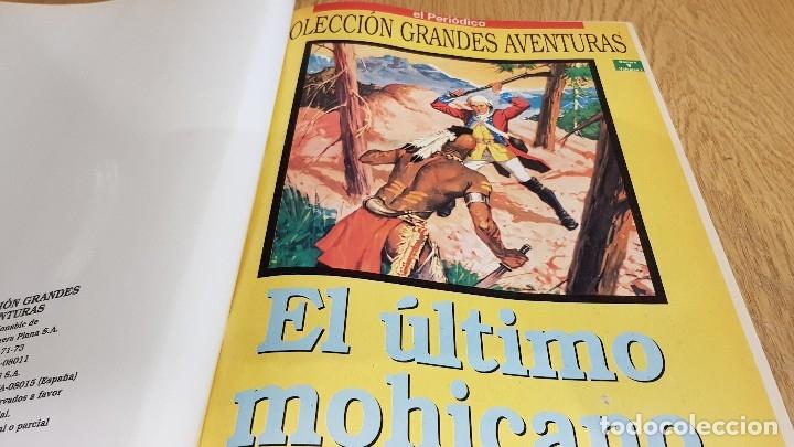Cómics: GRANDES AVENTURAS / TOMO I ENCUADERNADO / ED - EL PERIÓDICO / 25 CÓMIC-HISTORIETAS. - Foto 2 - 129059795