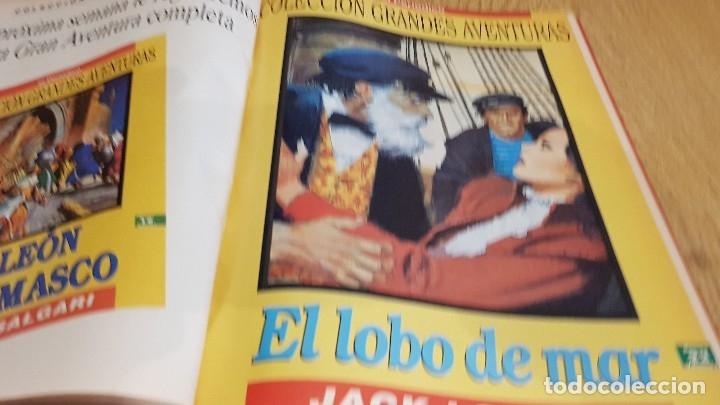 Cómics: GRANDES AVENTURAS / TOMO I ENCUADERNADO / ED - EL PERIÓDICO / 25 CÓMIC-HISTORIETAS. - Foto 5 - 129059795