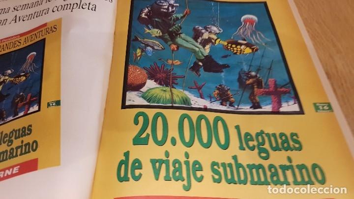 Cómics: GRANDES AVENTURAS / TOMO I ENCUADERNADO / ED - EL PERIÓDICO / 25 CÓMIC-HISTORIETAS. - Foto 6 - 129059795