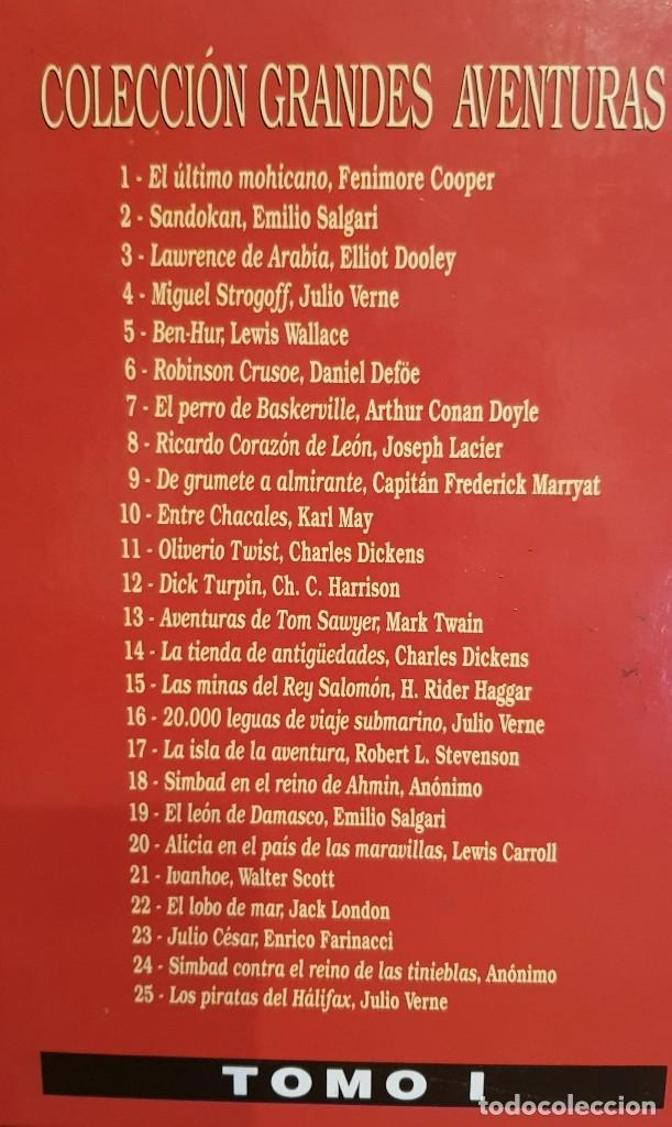 Cómics: GRANDES AVENTURAS / TOMO I ENCUADERNADO / ED - EL PERIÓDICO / 25 CÓMIC-HISTORIETAS. - Foto 7 - 129059795
