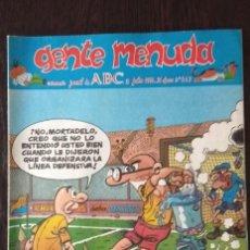 Cómics: GENTE MENUDA ABC III EPOCA N°243. Lote 132152210