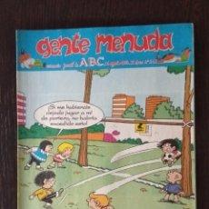 Cómics: GENTE MENUDA ABC III EPOCA N°248. Lote 132152458