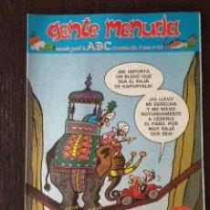 Cómics: GENTE MENUDA ABC III EPOCA N°261. Lote 132152938