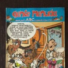 Cómics: GENTE MENUDA ABC III EPOCA N°262. Lote 132152990