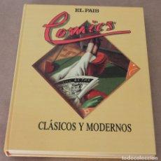 Cómics: COMICS CLÁSICOS Y MODERNOS - COL. COMPLETA - EL PAIS AÑO 1988 - MUY BUEN ESTADO. Lote 132876162