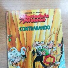 Cómics: MORTADELO Y FILEMON CONTRABANDO (GRANDES DEL HUMOR #7 - EL PERIODICO). Lote 133238530