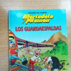 Cómics: MORTADELO Y FILEMON LOS GUARDAESPALDAS (GRANDES DEL HUMOR #6 - EL PERIODICO). Lote 133238630