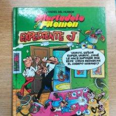Cómics: MORTADELO Y FILMON EXPEDIENTE J (GRANDES DEL HUMOR #1 - EL PERIODICO). Lote 133242514