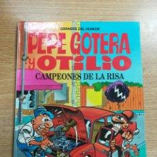 Cómics: PEPE GOTERA Y OTILIO CAMPEONES DE LA RISA (GRANDES DEL HUMOR #3 - EL PERIODICO). Lote 133245322