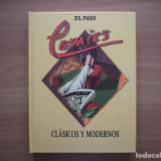 Cómics: CÓMICS CLÁSICOS Y MODERNOS - EL PAIS. Lote 133442846