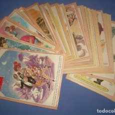Cómics: LOTE 80 SEMANARIO AL LORO, SUPLEMENTO ABC, COMICS HUMOR, MINGOTE, 1984-1987 LEER LISTADO. Lote 135280214