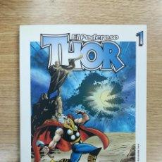Cómics: THOR #1 (BIBLIOTECA GRANDES DEL COMIC #41 - EL MUNDO). Lote 137975713