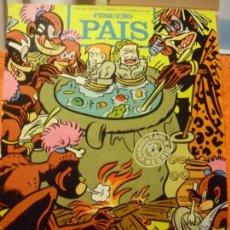 Cómics: PEQUEÑO PAIS Nº 470 (02/12/1990). SUPLEMENTO DOMINICAL DE EL PAÍS.. Lote 139825690