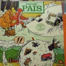 Cómics: PEQUEÑO PAIS Nº 471 (09/12/1990). SUPLEMENTO DOMINICAL DE EL PAÍS.. Lote 139906998