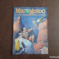 Cómics: SEMANARIO JUVENIL DE EL MUNDO, MINIMUNDO, NÚMERO 53 OCTUBRE 1995. Lote 140181198