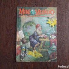 Cómics: SEMANARIO JUVENIL DE EL MUNDO, MINIMUNDO, NÚMERO 52 SEPTIEMBRE 1995. Lote 140181310
