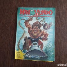 Cómics: SEMANARIO JUVENIL DE EL MUNDO, MINIMUNDO, NÚMERO 43 JULIO 1995. Lote 140181658