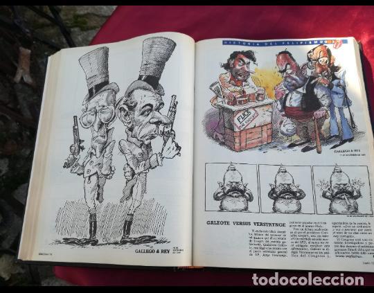 Cómics: Tomo completo de cariaturas Gallego y Rey - Foto 3 - 142237106