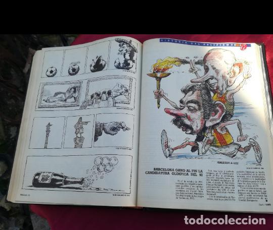 Cómics: Tomo completo de cariaturas Gallego y Rey - Foto 4 - 142237106