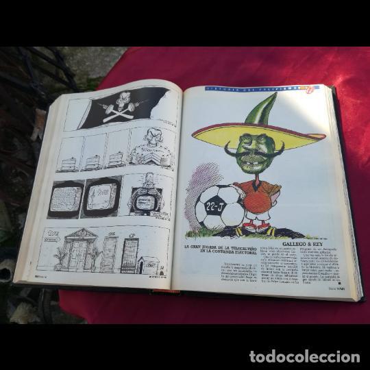 Cómics: Tomo completo de cariaturas Gallego y Rey - Foto 6 - 142237106