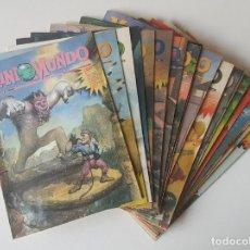 Cómics: MINI MUNDO AÑO II #55-80 (COMPLETA). Lote 143314990