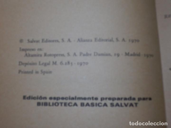 Cómics: HUMOR GRÁFICO ESPAÑOL DEL SIGLO XX - LIBRO RTV 46 - BIBLIOTCA BÁSICA SALVAT - Foto 3 - 143555118