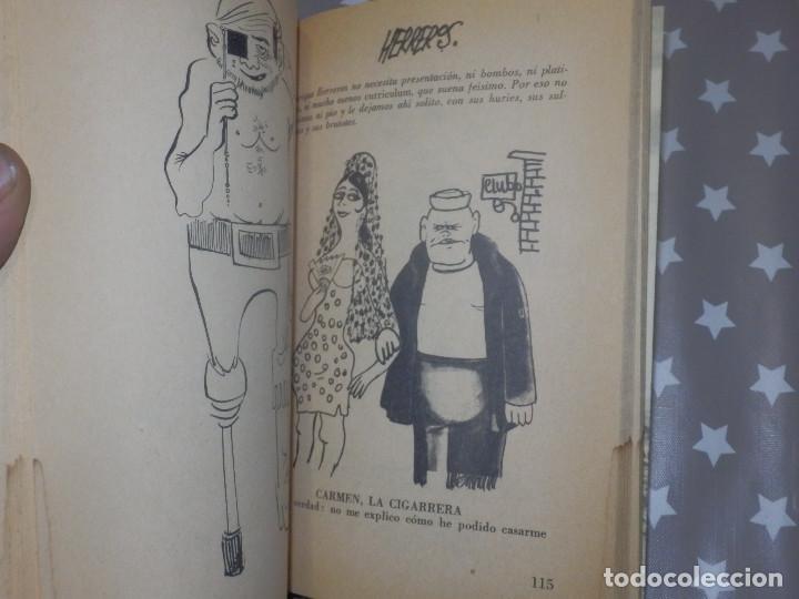 Cómics: HUMOR GRÁFICO ESPAÑOL DEL SIGLO XX - LIBRO RTV 46 - BIBLIOTCA BÁSICA SALVAT - Foto 4 - 143555118