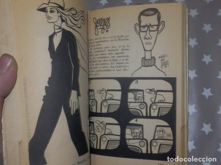 Cómics: HUMOR GRÁFICO ESPAÑOL DEL SIGLO XX - LIBRO RTV 46 - BIBLIOTCA BÁSICA SALVAT - Foto 5 - 143555118