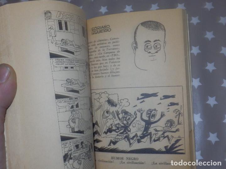 Cómics: HUMOR GRÁFICO ESPAÑOL DEL SIGLO XX - LIBRO RTV 46 - BIBLIOTCA BÁSICA SALVAT - Foto 6 - 143555118