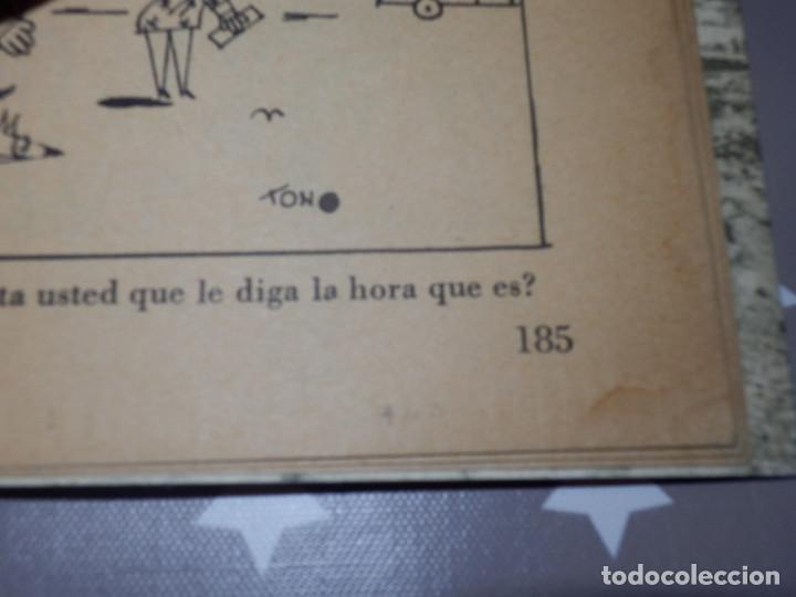 Cómics: HUMOR GRÁFICO ESPAÑOL DEL SIGLO XX - LIBRO RTV 46 - BIBLIOTCA BÁSICA SALVAT - Foto 8 - 143555118