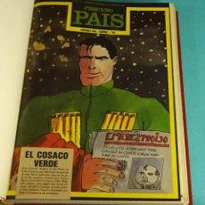 Cómics: PEQUEÑO PAÍS. 49 NÚMEROS ENCUADERNADOS DEL 423 (7/01/1990) AL 474 (30/12/1990). Lote 143617558