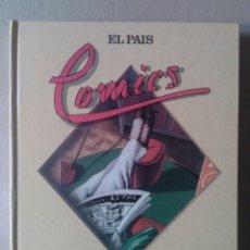 Cómics: EL PAÍS: CÓMICS CLÁSICOS Y MODERNOS (1988). 400 PÁGINAS EN B/N EN CARTONÉ. POR JAVIER COMA. Lote 147164392