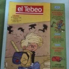Cómics: EL TEBEO NUM. 71. Lote 147498586
