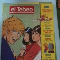 Cómics: EL TEBEO NUM. 77. Lote 147498814
