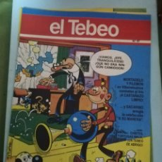 Cómics: EL TEBEO NUM. 57. Lote 147500161