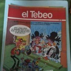 Cómics: EL TEBEO NUM. 59. Lote 147543853