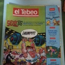 Cómics: EL TEBEO NUM. 76. Lote 147544637