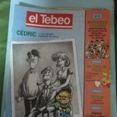 Cómics: EL TEBEO NUM. 75. Lote 147544753