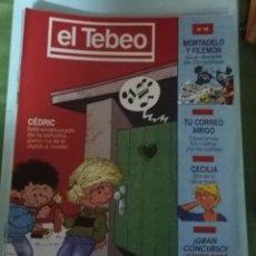 Cómics: EL TEBEO NUM. 69. Lote 147555769