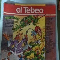 Cómics: EL TEBEO NUM. 26. Lote 147555914