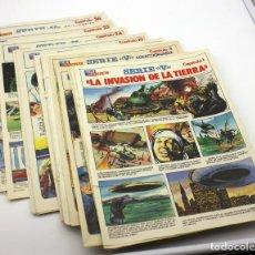Cómics: COLECCIÓN COMPLETA - SERIE V COMIC - TELE INDISCRETA - AÑOS 80 - LOS VISITANTES - TELEINDISCRETA. Lote 147672974