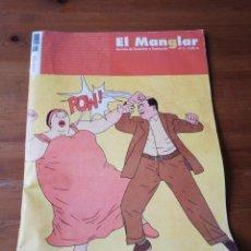 Cómics: REVISTA EL MANGLAR. NÚMERO 5.. Lote 147817010