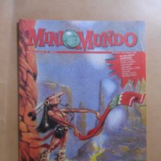 Cómics: Nº 3 - MINI MUNDO/MINIMUNDO - SEMANARIO JUVENIL - 1994. Lote 150174106
