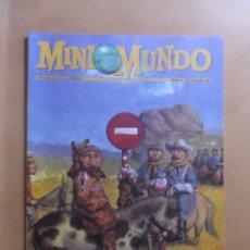 Cómics: Nº 9 - MINI MUNDO/MINIMUNDO - SEMANARIO JUVENIL - 1994. Lote 150195782