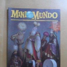 Cómics: Nº 14 - MINI MUNDO/MINIMUNDO - SEMANARIO JUVENIL - 1995. Lote 150196370