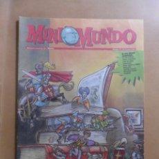 Cómics: Nº 16 - MINI MUNDO/MINIMUNDO - SEMANARIO JUVENIL - 1995. Lote 150196694